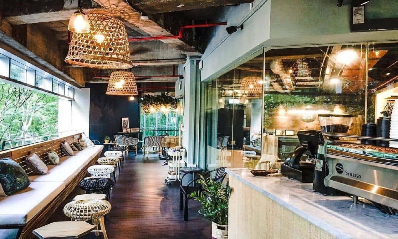 kinh nghiệm thiết kế nội thất quán Café