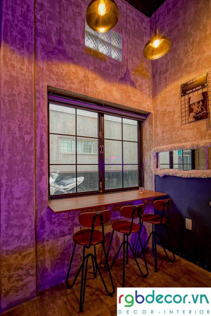 mẫu quán cafe