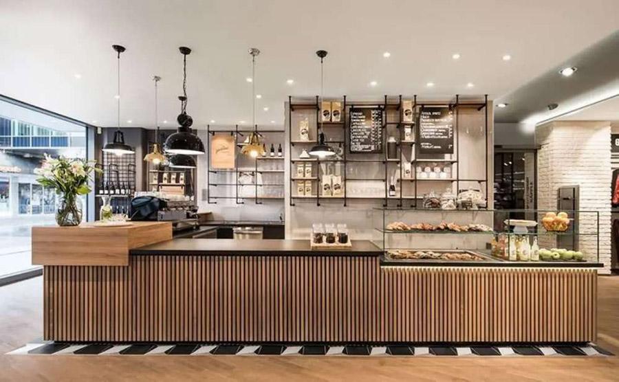 bài trí nội thất cho quán cafe