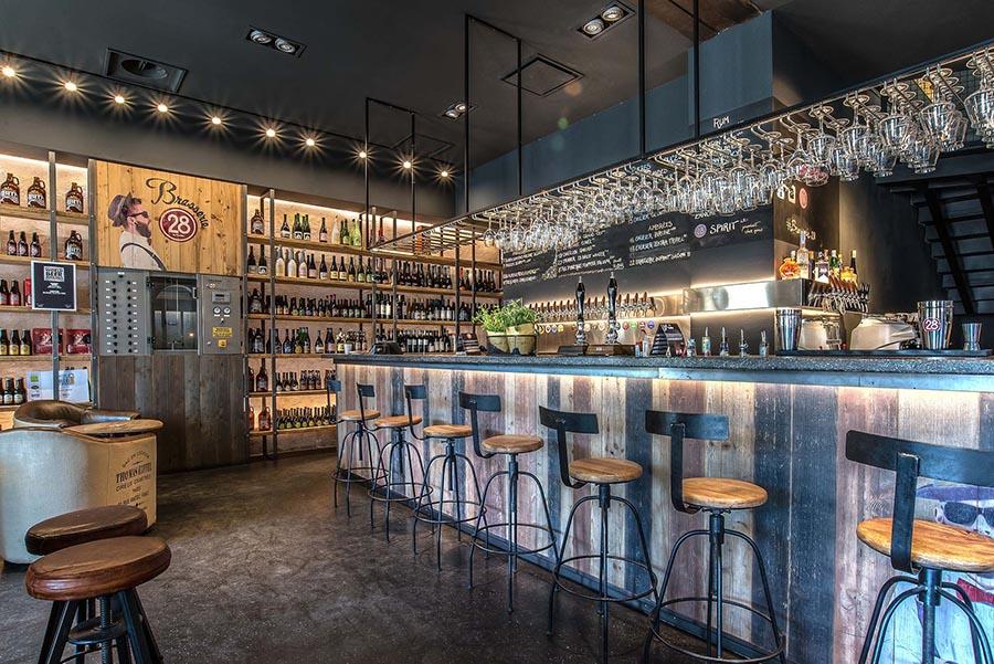 Mẫu quán cafe bar trọn gói